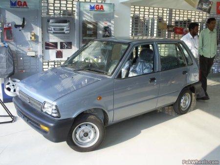 Suzuki Maruti 800. 4994 доларів