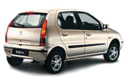 Tata Indica. 8500 доларів