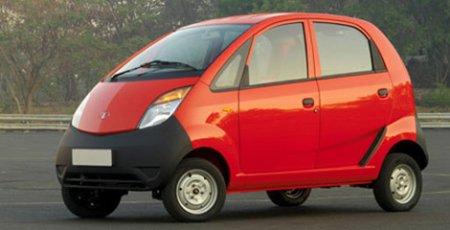 Tata Nano. 2497 доларів